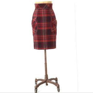 Anthropologie Glasbury Skirt by Plenty Tracy Reese